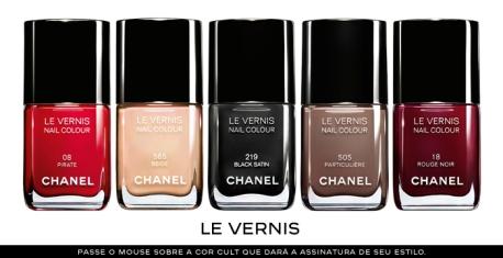 Foto: Reprodução/Chanel.com