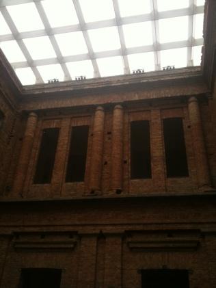 Interior da Pinacoteca (Foto: Nadia Nouh)