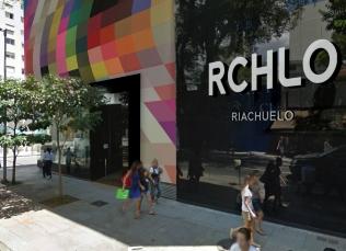 Fachada da loja Riachuelo na Rua Oscar Freire. Foto: Reprodução/Google.com