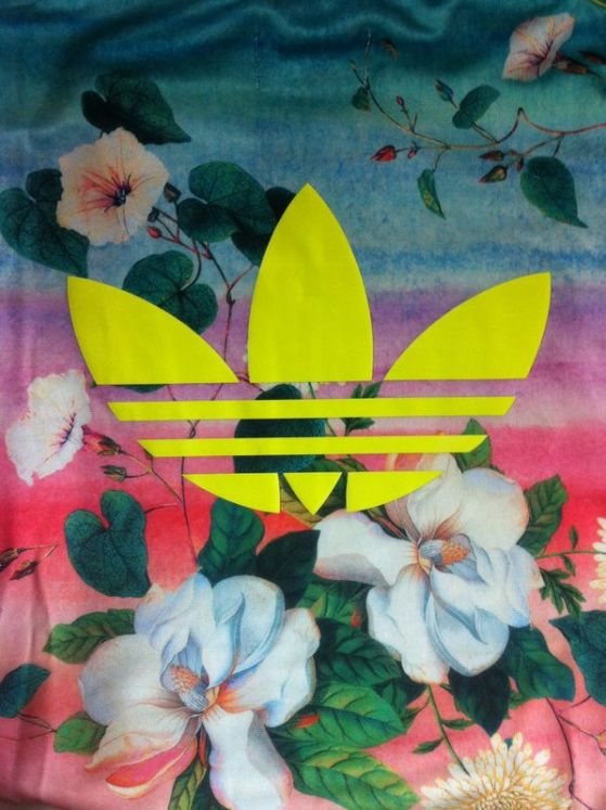 Farm e Adidas Originals