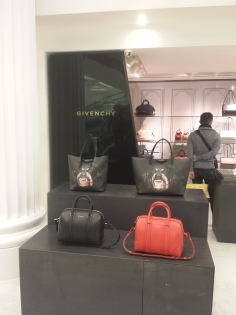 Givenchy e seu dog