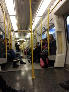 Metro/Tub/Subway