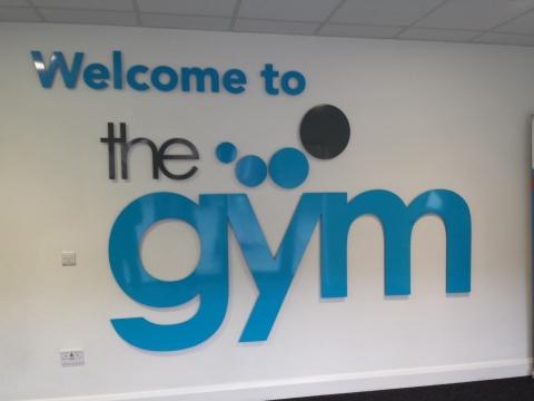 The Gym...kdimia bapho
