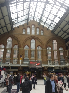 Liverpool Station - simplesmente linda
