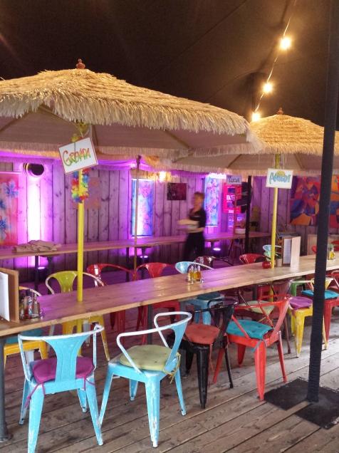 Bons drink com pegada caribenha - Box Park