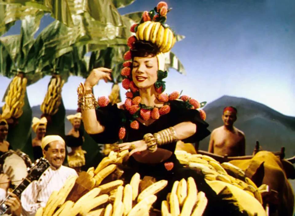 A rainha das bananas