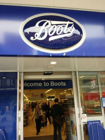"""Welcome to Boots"""