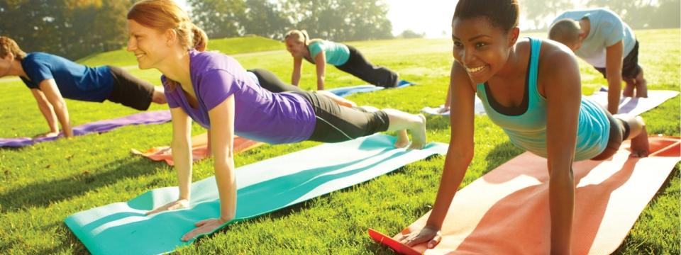 Exercise de calca vermelha