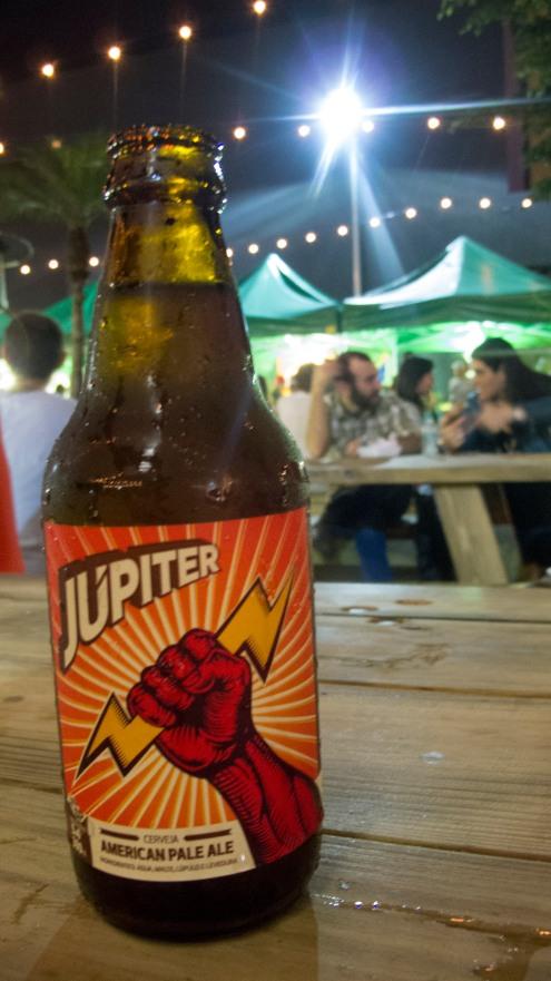 Cerveja Júpiter