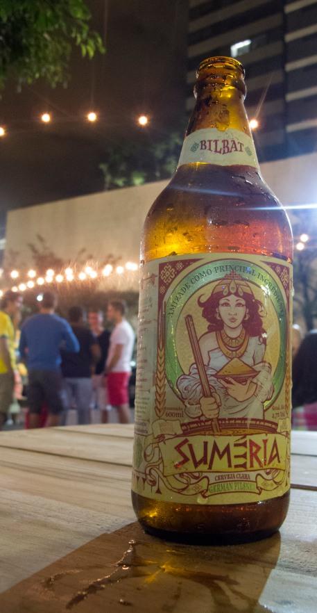Cerveja Suméria